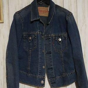 Levi's Iconic Jacket Type 1 Size L